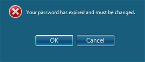 windows reset expired password password expired and can t log into windows password