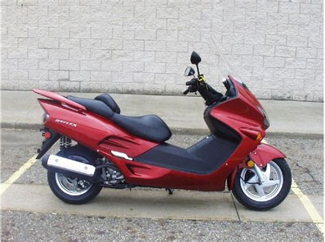 honda reflex buy 2005 honda reflex nss250 on 2040motos