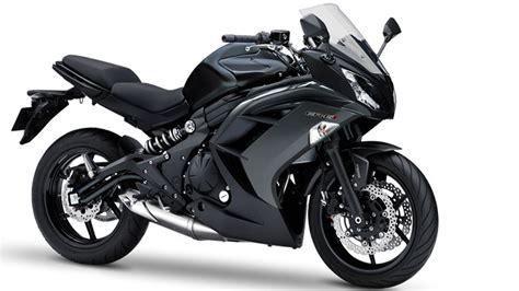 Kawasaki Er6f by Er6f Kawasaki Black 2014 Kawasaki Er 6f Sporty Features