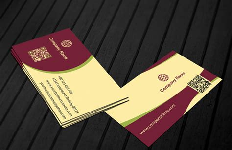 graphic design business card templates creative infographic business card template free