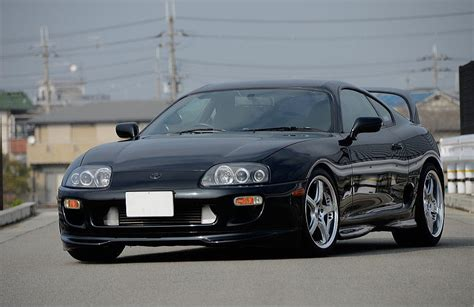 Toyota Supra 1998 Price 1998 Toyota Supra Vvti Hks T04z 600ps Manual 6
