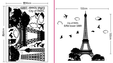 Wall Sticker Wall Stiker Wallsticker Dinding 20 Tower Bridge jual wall sticker eiffel stiker dinding murah