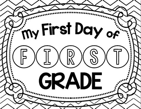 1st Grade School Coloring Pages Wecoloringpage Grade Coloring Pages