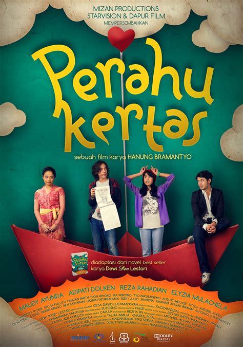 Kertas Poster Perahu Kertas Large Poster Image Imp Awards
