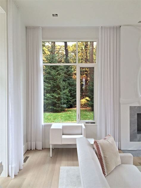 recessed window curtains 1000 images about window treatments on pinterest