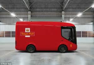 Electric Delivery Vehicles Uk Royal Mail To Trial Electric Vehicles In This Month