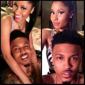 Nicki minaj amp august alsina nicki minaj pinterest