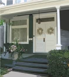 Front Porch Door Porches Sidewalks And Front Doors Think Architect