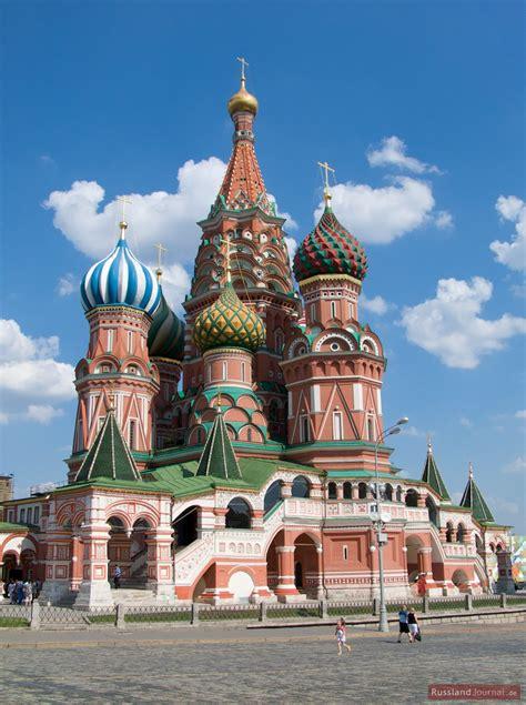 Basilius Kathedrale – RusslandJournal.de