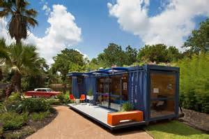 Building A Guest House In The Backyard Shipping Container Guest House By Jim Poteet