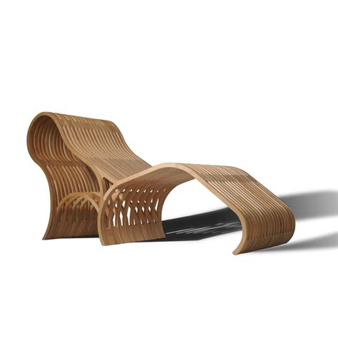 Wooden Recliners by Dif Lounge Chair Mobel Link Modern Furniture