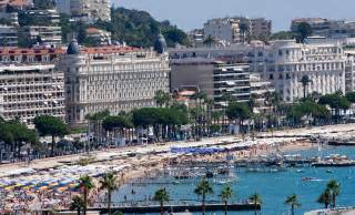 cannes the city of on the riviera