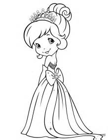 page coloring pages strawberry shortcake coloring pages bestofcoloring