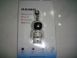Gantungan Konci Asimo other accesories viva variasi mobil
