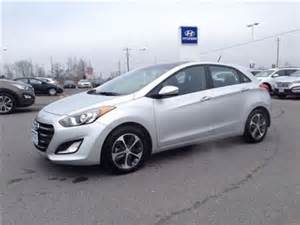 Hyundai Elantra Traction Problems 2016 Hyundai Elantra Gls W Tech Pkg Silver Belleville
