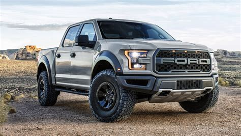 Ford F 150 Raptor Price Pricing Announced For The 2017 Ford F 150 Raptor