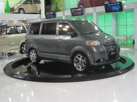 Suzuki Apv Modified Harga Mobil Hargasuzuki Apexwallpapers