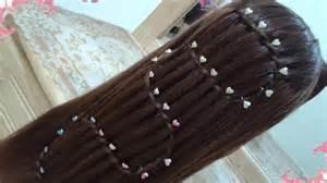Peinados Elegantes Y Sencillos Faciles Para Cabello Largo