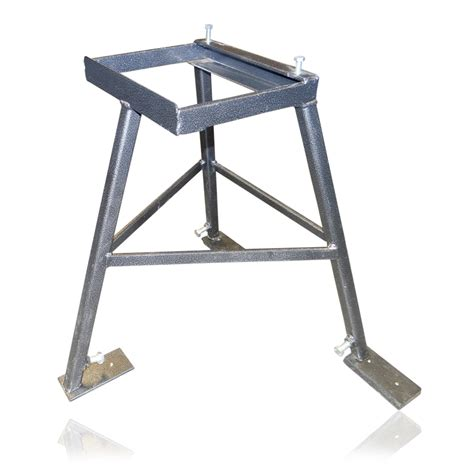 A Stand Blue Anvil Stand