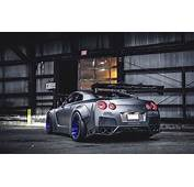 Nissan GTR Liberty Walk Wallpaper 87  Images