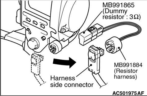Code No B1604 Seat Belt Pre Tensioner Driver S Side