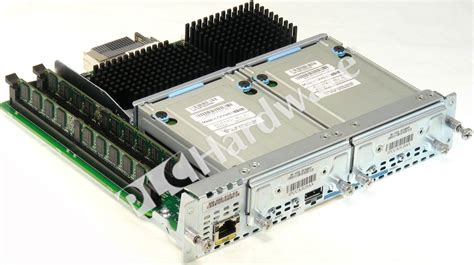Cisco Services Ready Engine Module Sm Sre 910 K9 Plc Hardware Cisco Sm Sre 910 K9 Used In A Plch Packaging