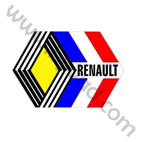 logo renault sport sticker renault sport 1980 byvad vente de stickers auto