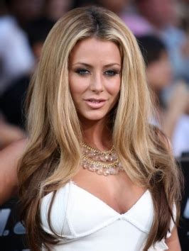 hairstyles blonde on top brown underneath pictures aubrey o day hairstyles