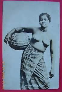 Furniture Store Kitchener vintage semi naked native postcard quot tamil woman of malaya