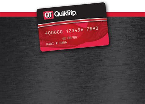 Quick Trip Gift Card Balance - quiktrip credit card payment infocard co