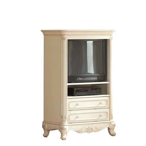 white tv armoire trent home cinderella white tv armoire for girls 1386 7
