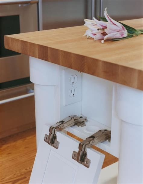 kitchen island electrical outlets a symphony of parts the kitchen kitchen chicago by