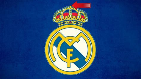 imagenes real madrid logo real madrid remove cross from logo for middle east fans