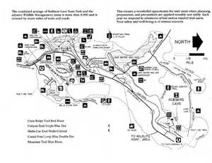 Robbers Cave State Park Map by Robbers Cave Rough Canyon Trail 3 Mi Arklahoma Hiker