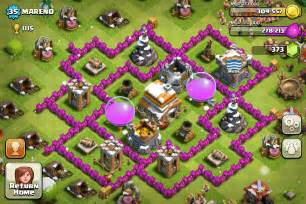 Coc th6 hybrid base apps directories