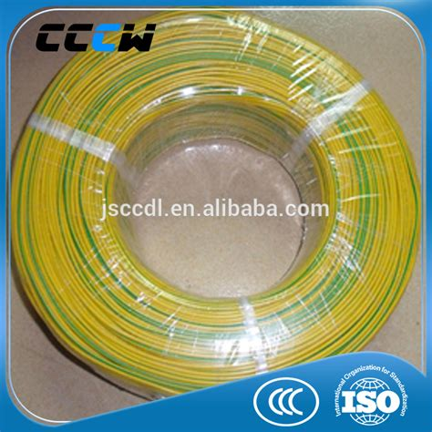 35mm 35mm2 yellow green ground electrical wire cable