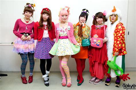 japanese style japanese lolita harajuku styles fashion show pictures