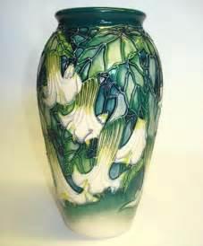 Moorcroft Vases For Sale by Antiques Atlas Moorcroft Collectors Club Vase