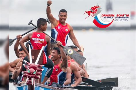 dragon boat philippines ph dragon boat team gears up for rematch vs russia untv