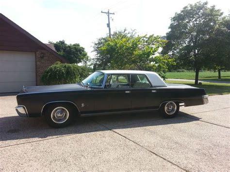 64 Chrysler Imperial buy used 1964 64 chrysler imperial crown 4 door hardtop