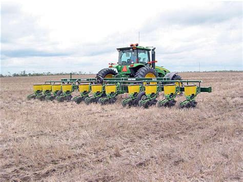 Point One Crop modular row crop planting system from excel agriculture