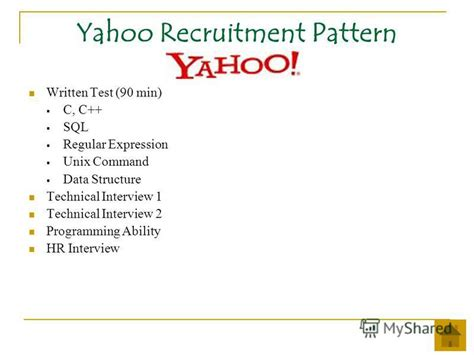 pattern questions asked in technical c interviews презентация на тему quot cus recruitment patterns ppt