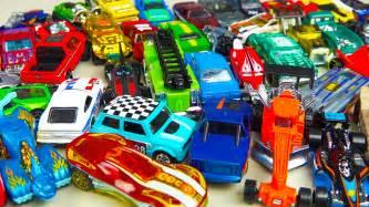 wheels 50 pack toy cars amp trucks surprise box