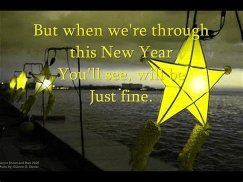 new year another name we ve made mistakes but we ve made frien by barry