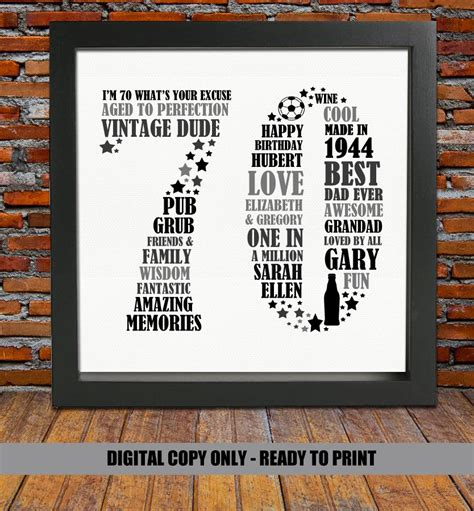 70 best images about party ideas on pinterest adult gifts design ideas best inspiration 70th birthday gift