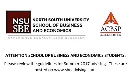 Nsu Mba Admission by South