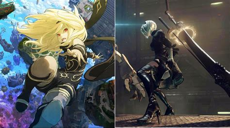 Kaset Ps4 Gravity 2 gravity 2 and nier automata demo s now on ps4