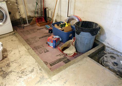 basement progress prepping for the slab pour chezerbey