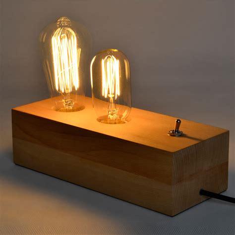 edison tn help desk loft vintage industrial light edison desk log wood