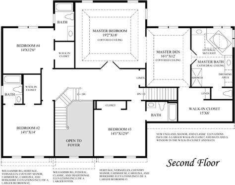 coventry homes floor plans coventry at shenstone reserve luxury new homes in